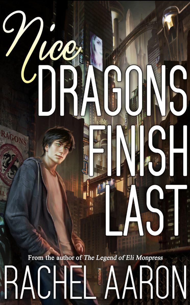 Nice Dragons Finish Last (Heartstrikers -Book 1) by Rachel Aaron - A Book Review #OlderSeries #UF #UrbanFantasy #KindleUnlimited #KU