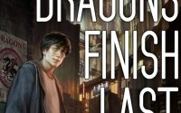 Nice Dragons Finish Last by Rachel Aaron – A Book Review