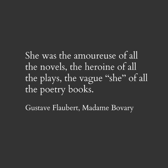 A-Z Challenge (Book-Madame Bovary)