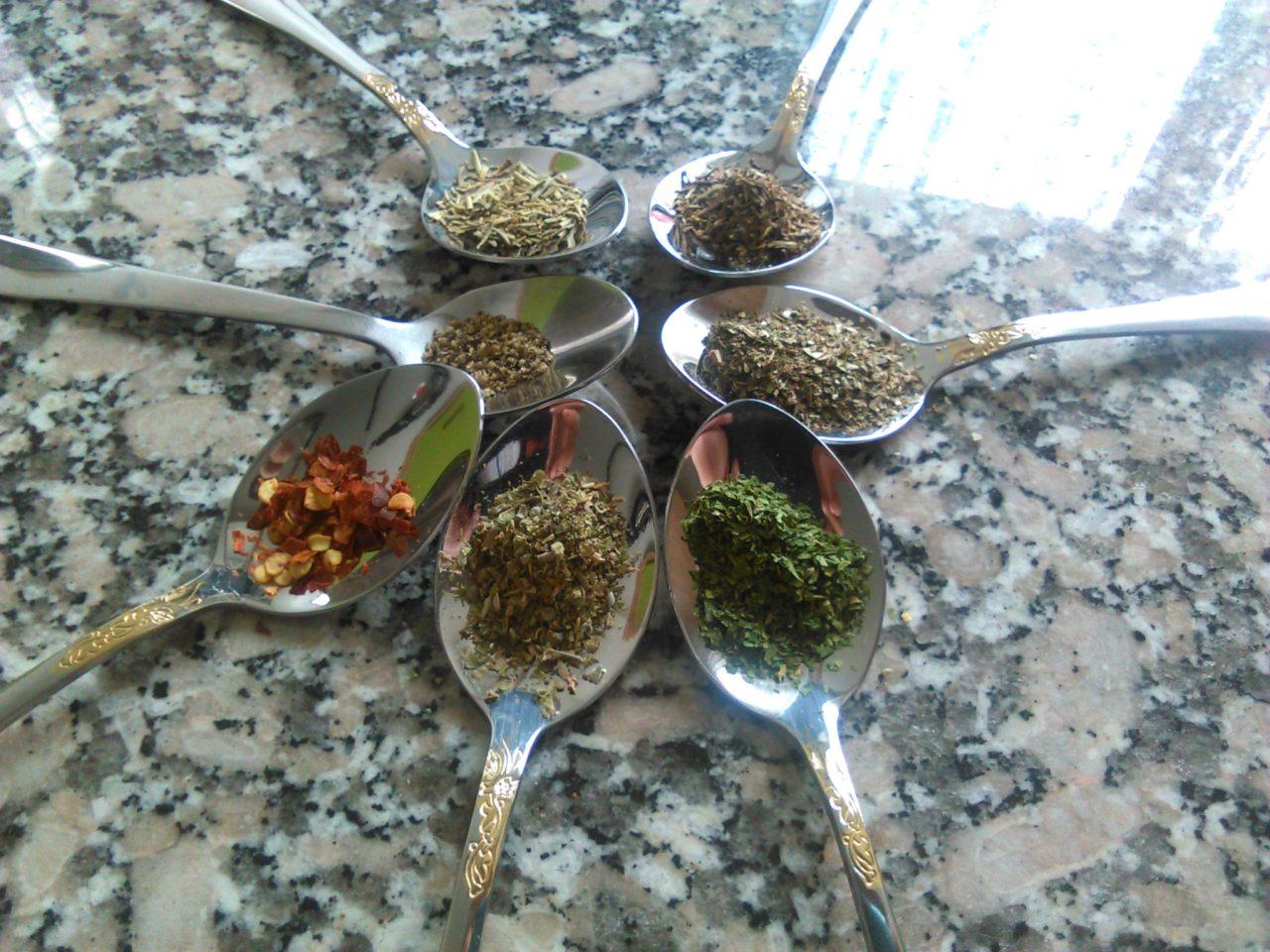 Homemade Herbs de Provence