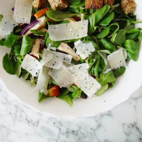 Really Delicious Caesar Salad
