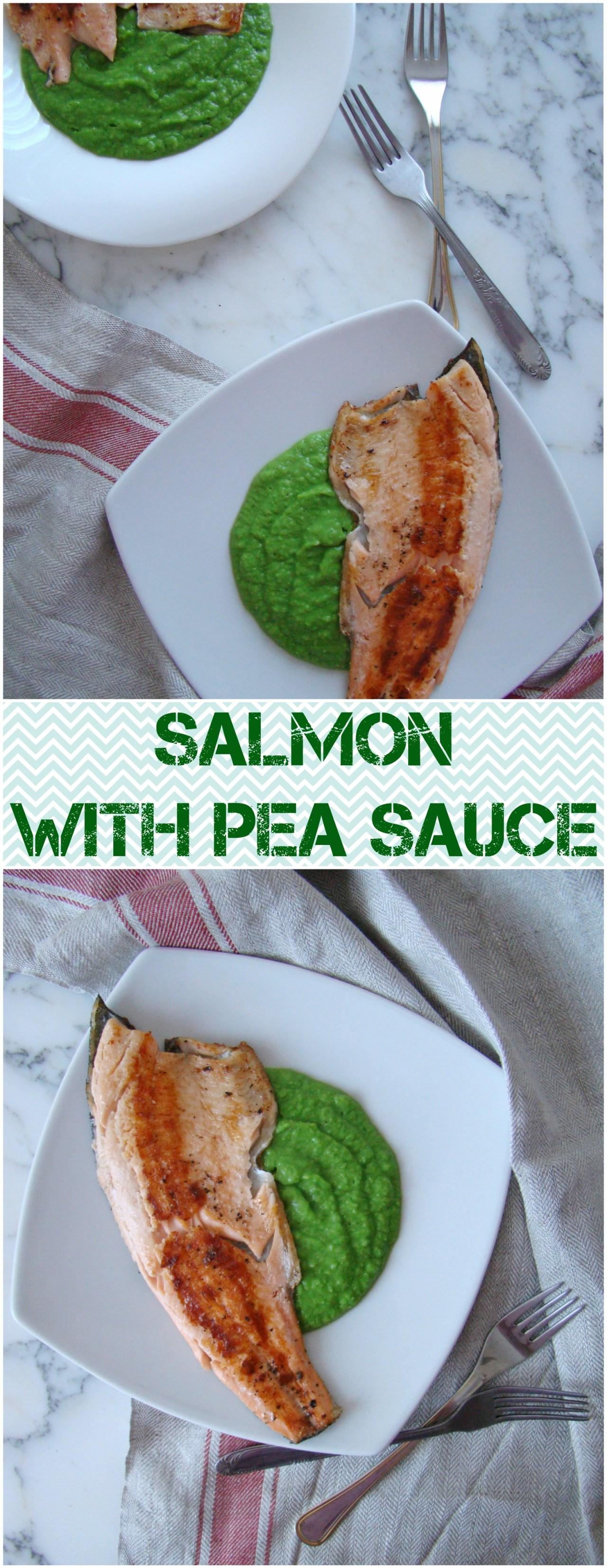 salmon-with-pea-sauce