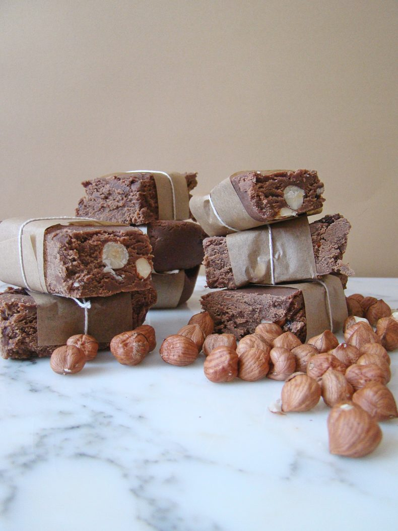 Romanian Homemade Chocolate Bars