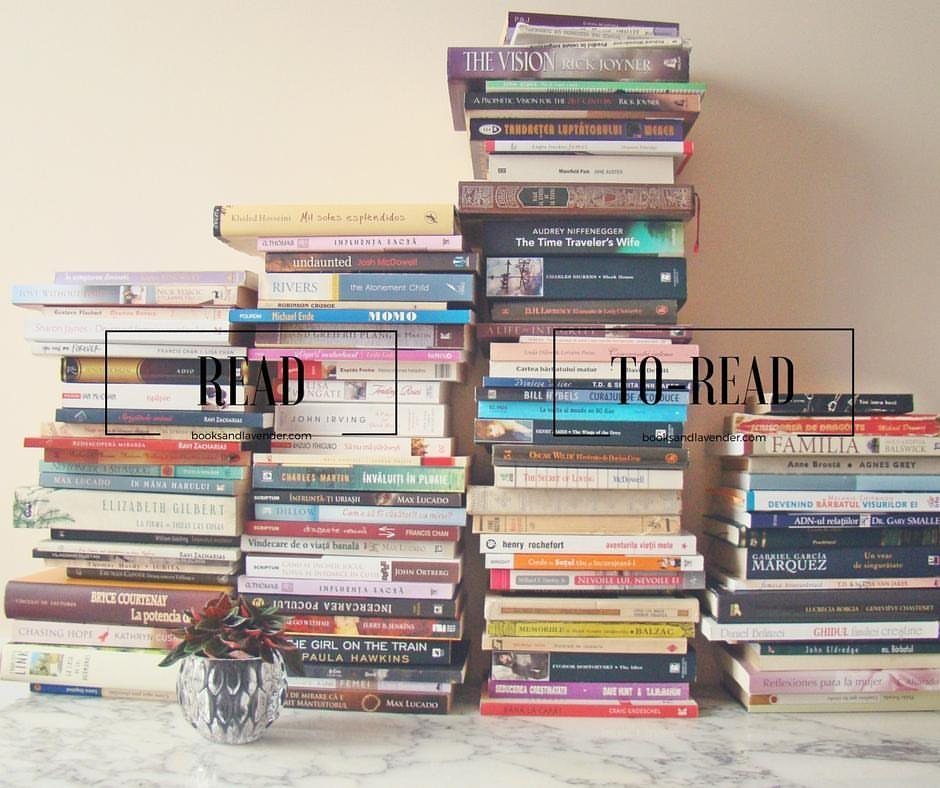 Why I'll Stop Buying Books for 6 Months
