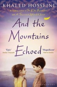 The kite runner si And the mountains echoed - Khaled Hosseini
