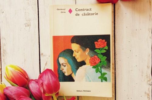 Recenzie Contract de Casatorie - Gárdonyi Géza