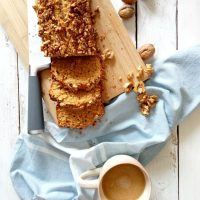 Walnut Loaf Cake