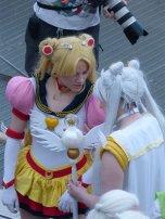 Gespräch unter Sailorkriegerinnen