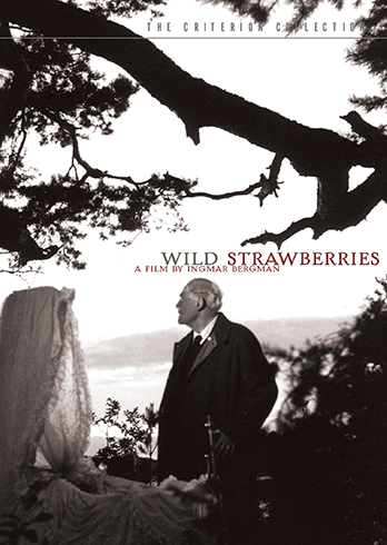 Wild Strawberries, Criterion Collection  DVD Cover