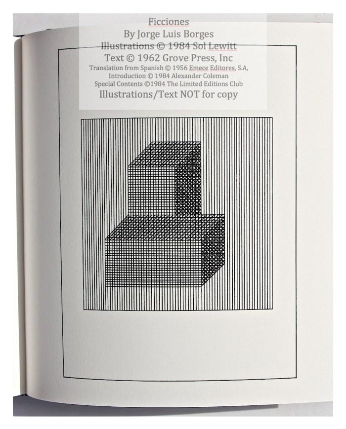 Ficciones, Limited Editions Club, Sample Illustration #2