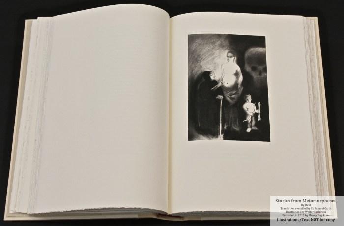 Metamorphoses, Shanty Bay Press, The Birth of Bacchus