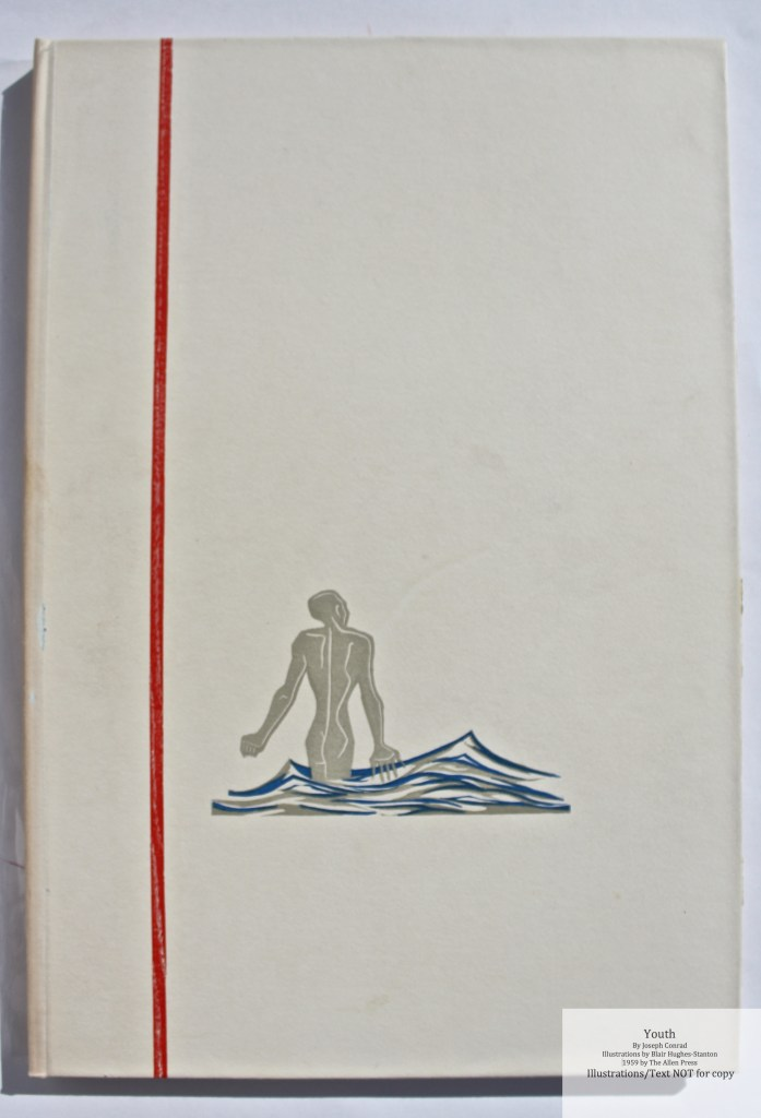 Youth, Allen Press, Cover