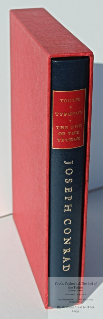 Youth, Typhoon, The End of the Tether, Limited Editions Club, Book in Slipcase