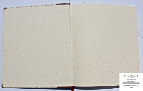 The Ingoldsby Legends, Barbarian Press, Endpapers