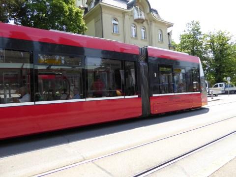 Photo 34: Modern trams in Zurich