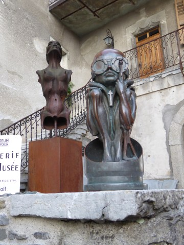 Photo 44 : HR Giger Museum
