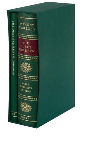 The Duke's Children, The Folio Society