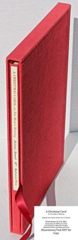 A Christmas Carol, Barbarian Press, Book in Slipcase
