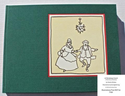 A Christmas Carol, Arion Press, Cover