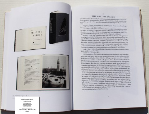 Bibliography of the Arion Press, Arion Press, Sample Book Entry #3