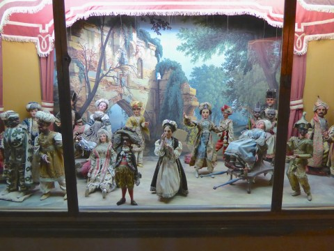 The Puppet Theater