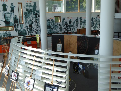 Cycling museum #1