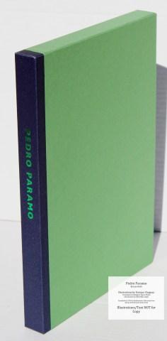 Pedro Paramo, Arion Press, Slipcase
