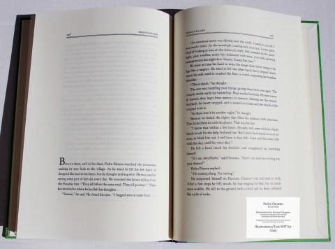 Pedro Paramo, Arion Press, Sample Text #4
