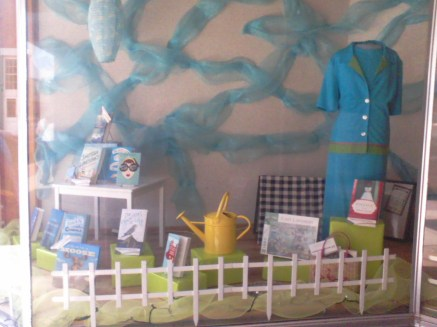 Spring Window featuring Midwest Connections 4 | Dragonfly Books, Decorah, IA