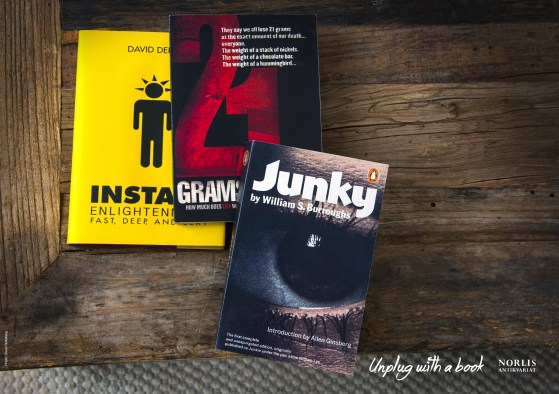 norlis-bookstore-unplug-with-a-book-print-Instagram-junky