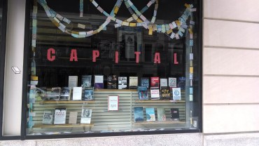 Capital | Penn Book Center, Philadelphia, PA
