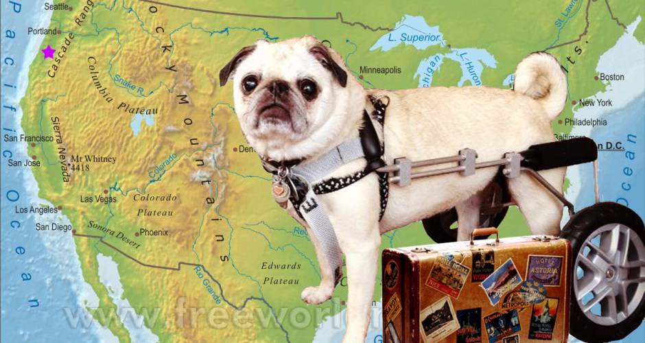 Lulabelle Goes West