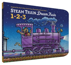 Steam Train Dream Train 123 9781452149141_fb3f9
