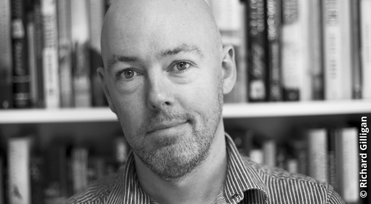 Say As I Do: John Boyne