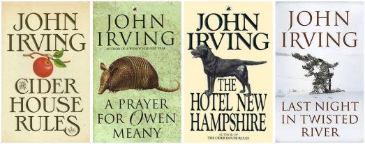 john-irving-books