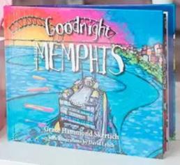 Gppdnight Memphis book