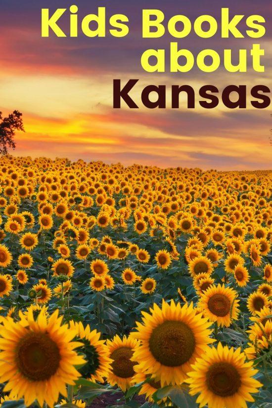 Books about Kansas - Children's Books about Kansas