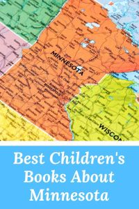 Children's Books about Minnesota - Picture books about Minnesota