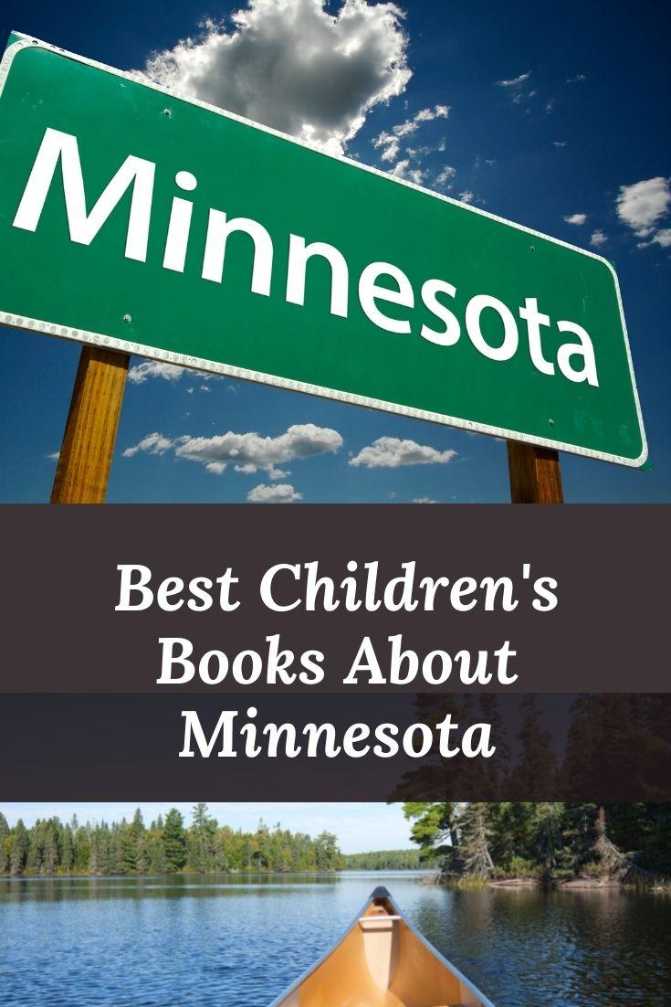 Best Children's Books about Minnesota