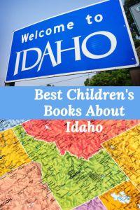 Best Children's Books about Idaho - Idaho picture books