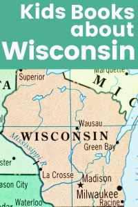Books about Wisconsin