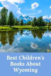 Children's Books about Wyoming