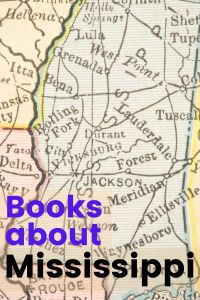 Books about Mississippi