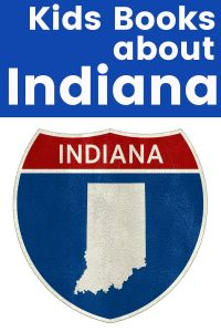 Books about Indiana - childrens books about Indiana - kids books about Indiana - Indiana childrens books