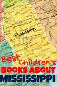 Best Children's Books About Mississippi