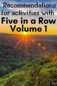 Five in a Row Volume 1