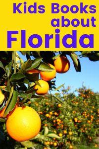 Kids Books about Florida - Florida books - Florida state history