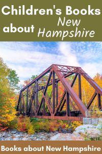 children's books about New Hampshire - New Hampshire Children's books - New Hampshire picture books - books set in New Hampshire - New Hampshire kids books - New Hampshire books for kids - books about Robert Frost