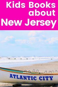 New Jersey books - books about New Jersey