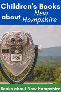 children's books about New Hampshire - New Hampshire Children's books - New Hampshire picture books - books set in New Hampshire - books about Robert Frost - New Hampshire books for kids